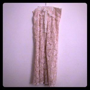 Pants - Lace peach 🍑